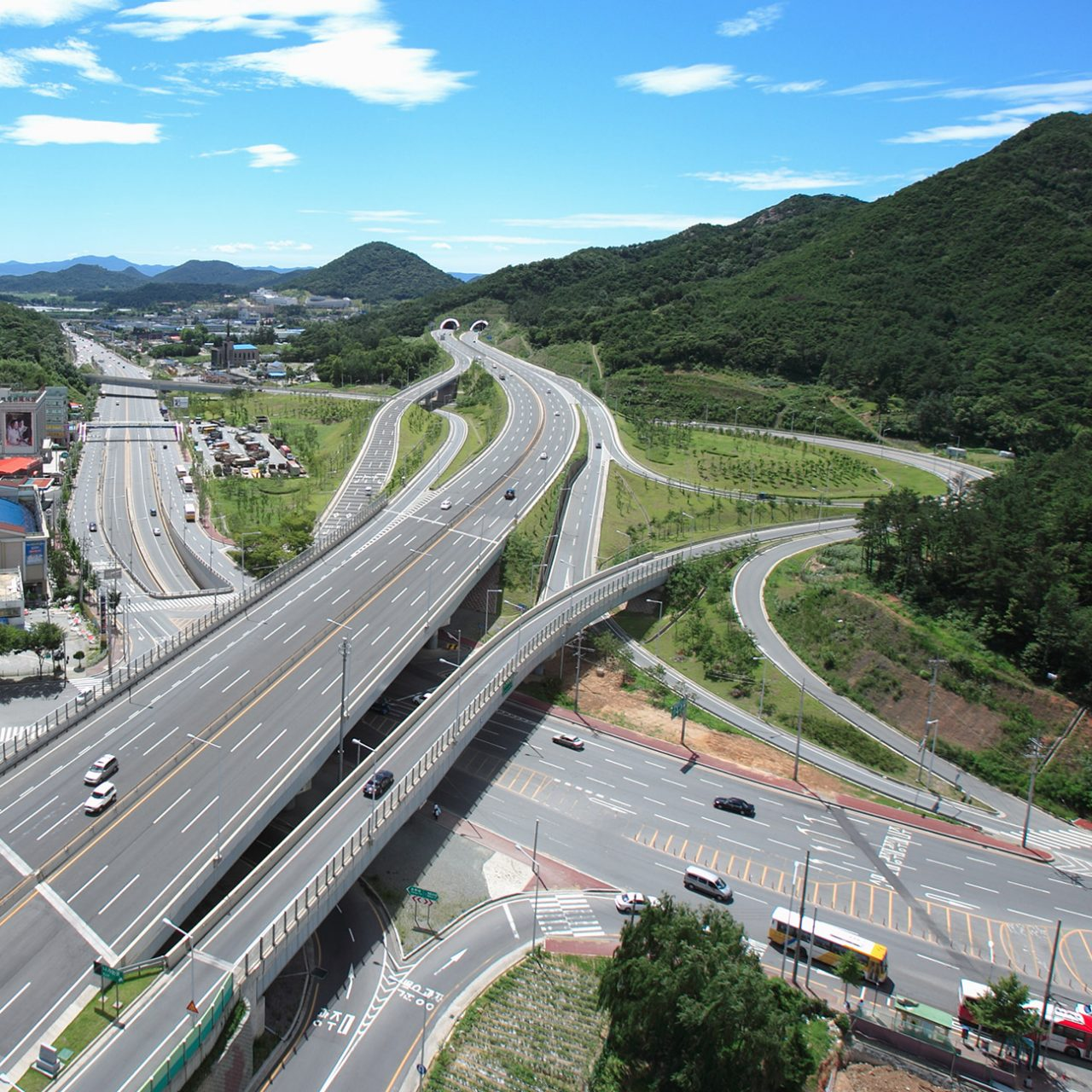 Gwangju Second Beltway Section 3-1